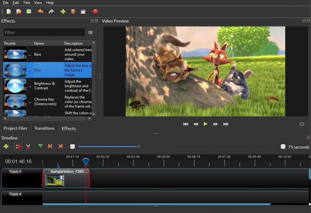 Openshot Video Editor Free Download