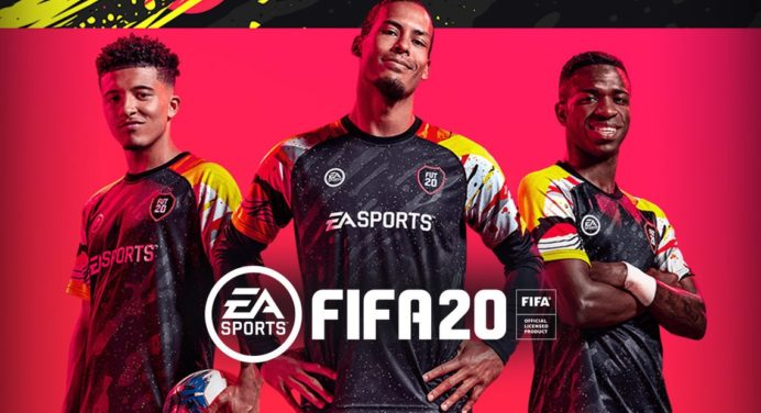 FIFA 20 Torrent Free Download