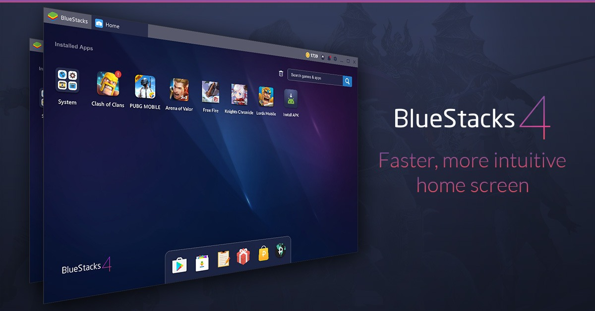 BlueStacks Free Download